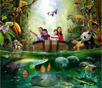 The River Safari, singapore river safari, travel, ildlife Reserves Singapore, Jurong Bird Park, Night Safari, River Safari, Singapore Zoo