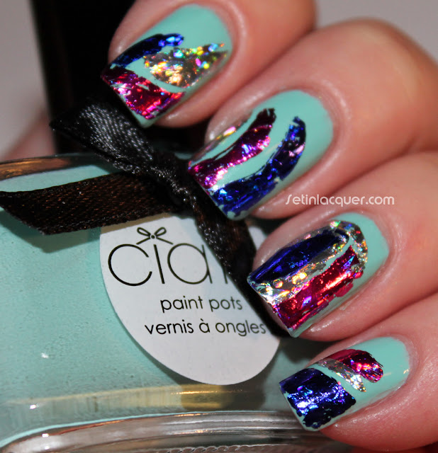 Ciate Very Colourfoil Manicure - Kaleidoscope Klash