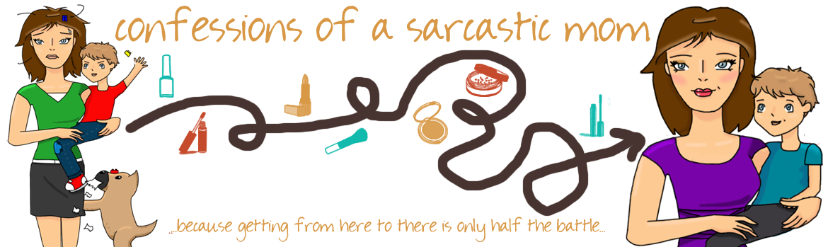 Confessions of a Sarcastic Mom