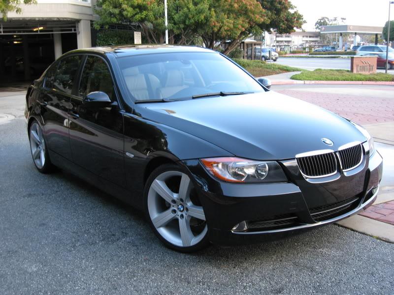 BMW Black Car WallpaperBlack Bmw