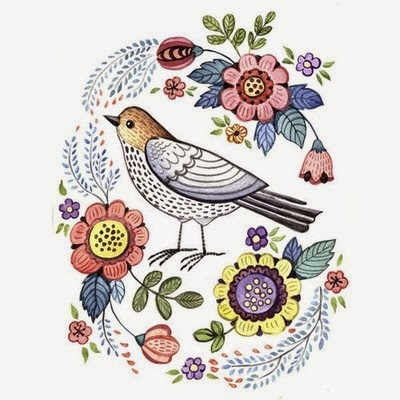 O que será que Deus pensava quando criou os pássaros?