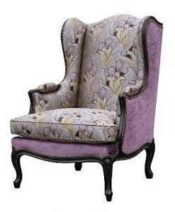 darya girina interior design violet tints in interior design. Black Bedroom Furniture Sets. Home Design Ideas