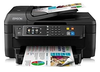 Epson WorkForce WF-2660DWF Driver Download
