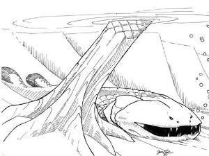 Monster Ikan Gigi Tajam dari Laut Arktik