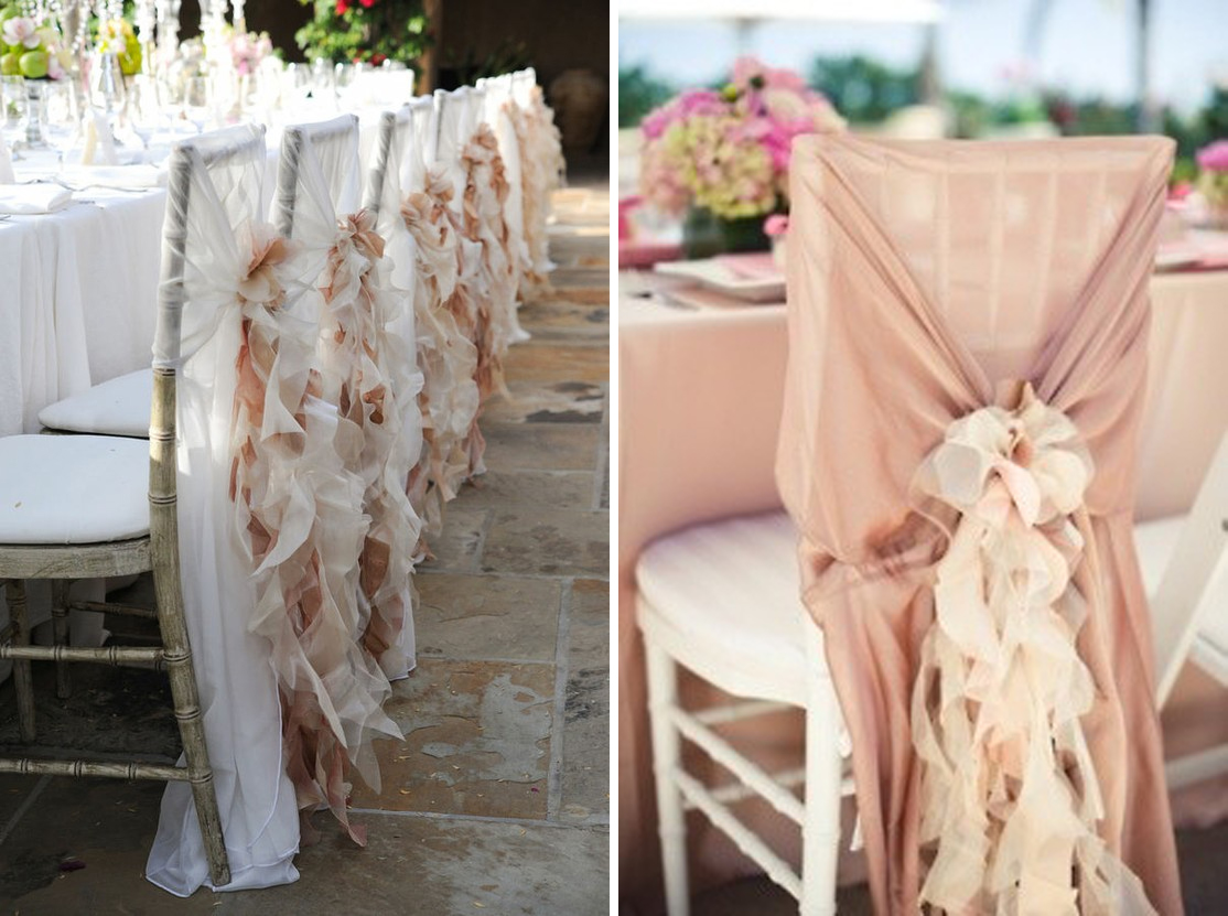 sillas de boda elegantes