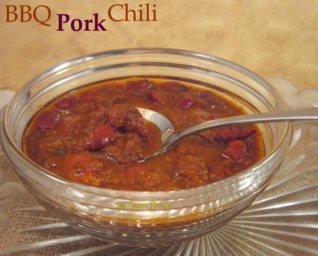 BBQ Pork Chili