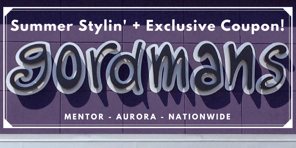 Summer Stylin' from Gordmans Department Store + Exclusive Coupon!