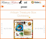 Artisan Treasure Box Giveaway