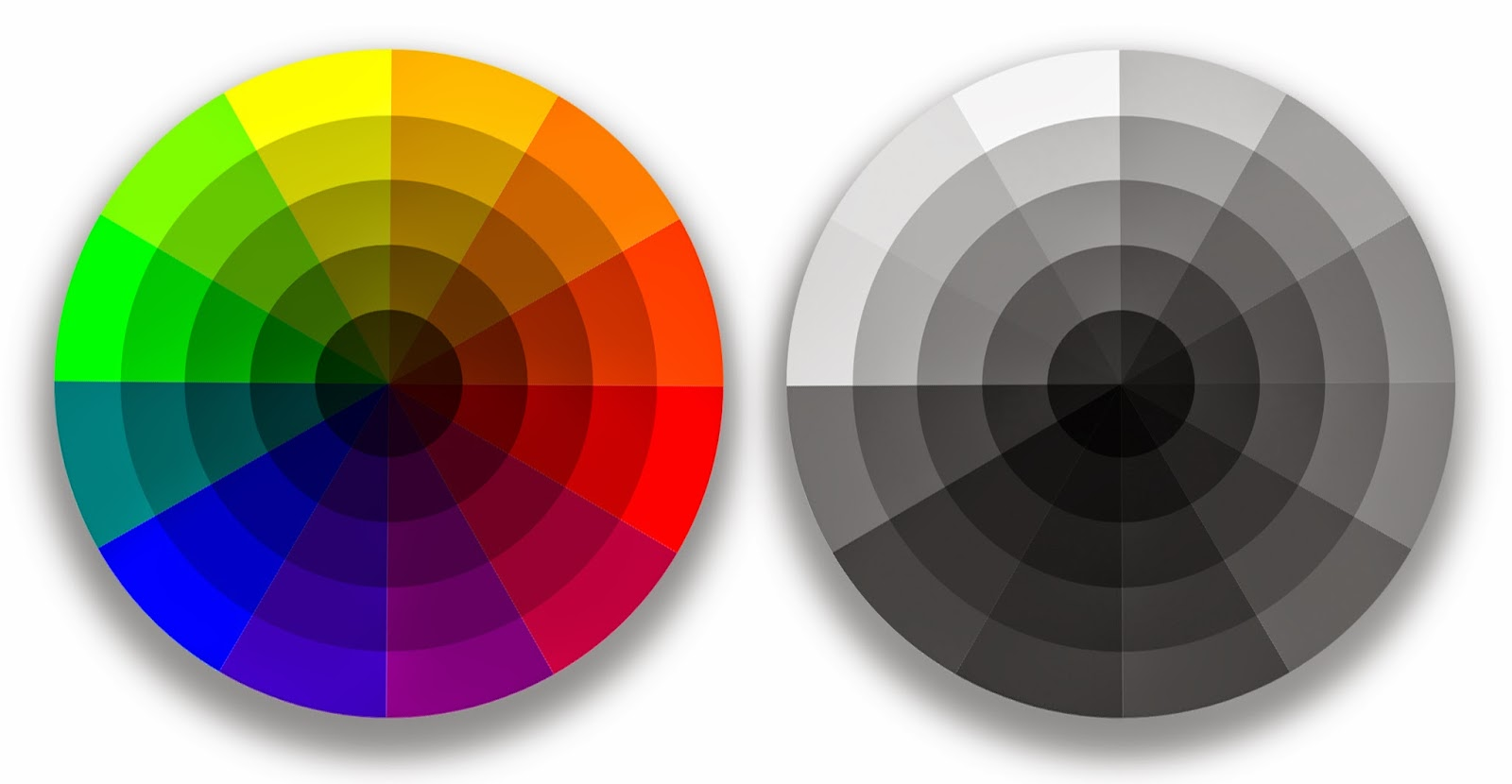 Terry miura studio notes a little more on the color wheel for White is all colors