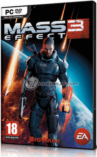 Mass Effect 3 - RELOADED Full Crack/Patch