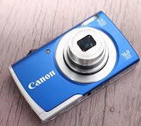 Kamera Digital Canon A2600 Bekas