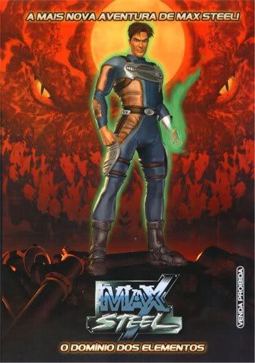 Max Steel – O Dominio dos Elementos