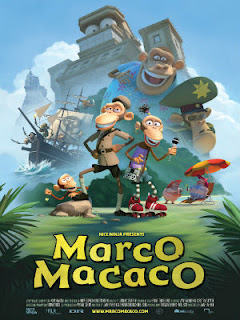 Marco Macaco (Dublado) DVDRip XviD