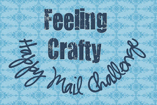 Feeling Crafty Happy Mail Challenge - make 3 people's day every week by sending them a card