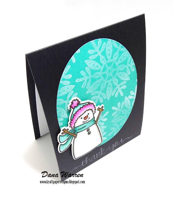Dana Warren - Kraft Paper Stamps - Avery Elle