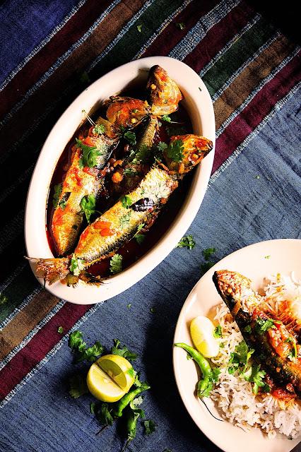 sardine curry with kokum rinds recipe