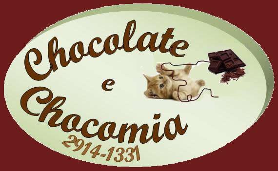 Chocolate e Chocomia