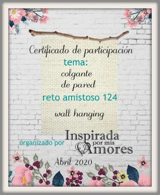 Certificado R.A. nº 124