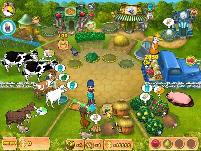 Free Download Games Farm Mania Untuk Komputer Full Versi Gratis