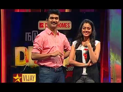 Naduvula Konjam Disturb Pannuvom | 16th November 2014 | Promo Vijay Tv