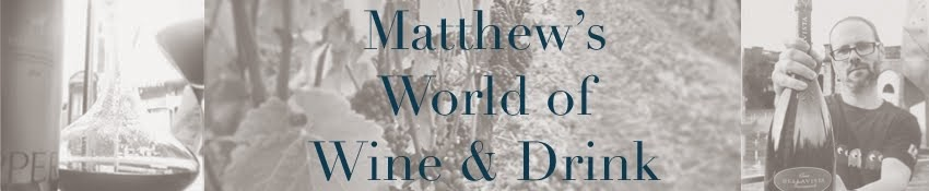Matthew's World of Wine & Drink
