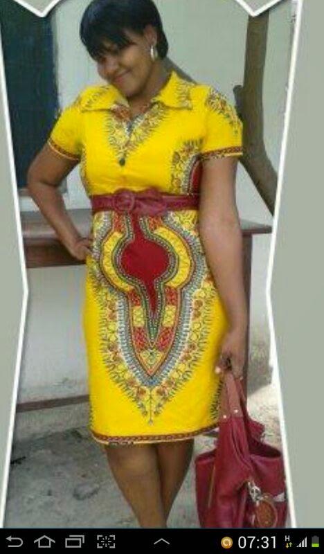 Food Fitness Fashion Mishono Ya Vitenge Kwa Wadada | New Style for ...