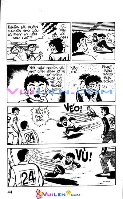 Jindodinho - Đường Dẫn Đến Khung Thành III  Tập 12 page 44 Congtruyen24h