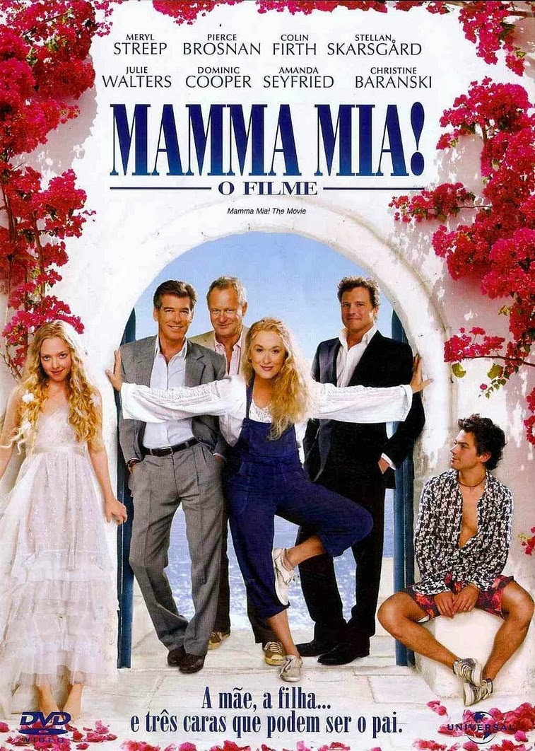 Mamma Mia!: O Filme – Dublado (2008)