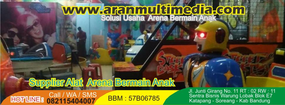Jual Mainan Anak Odong Odong | Alat Arena Bermain Anak  | Games Zone | Aran Multimedia