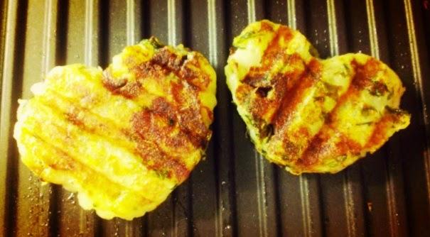 Potato Cutlets - Potato Burger