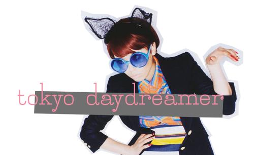 tokyo daydreamer