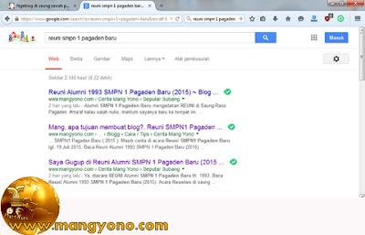 Lihat aja di pencarian Google