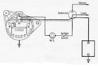 15 Acr Lucas Alternator Wiring Diagram besides 2001 Intrigue Alternator Wiring Diagram also Bbc Alternator Wiring Diagram furthermore Alternator Wiring Harness Gm additionally 1948 Ford Front Suspension. on 2wire gm alternator wiring diagram