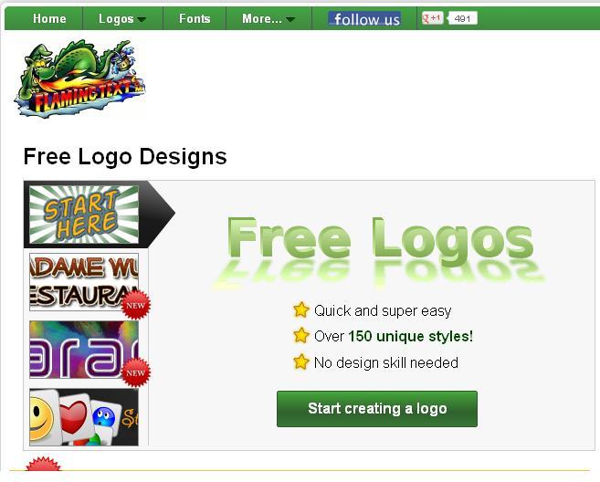 free logo maker online