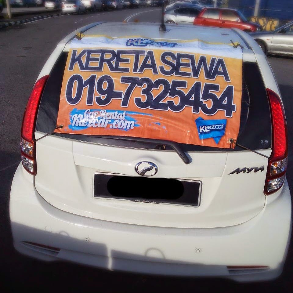 car rental penang chinese new year