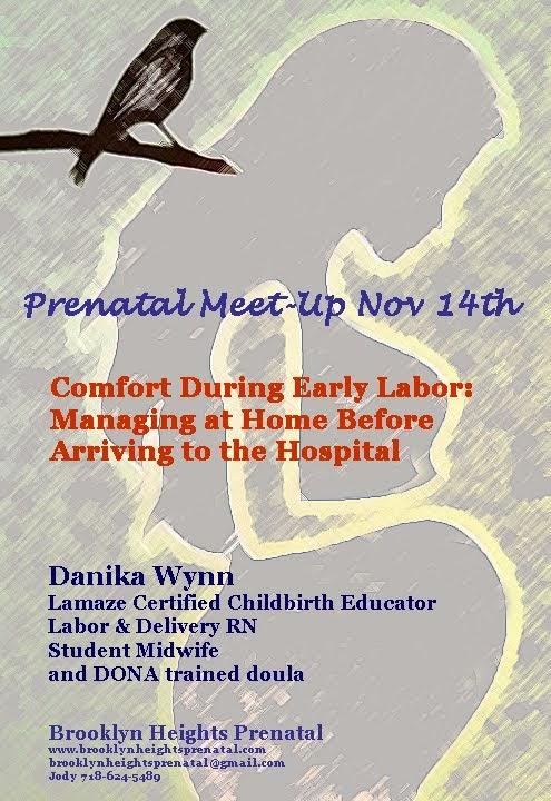 November's Meet-Up