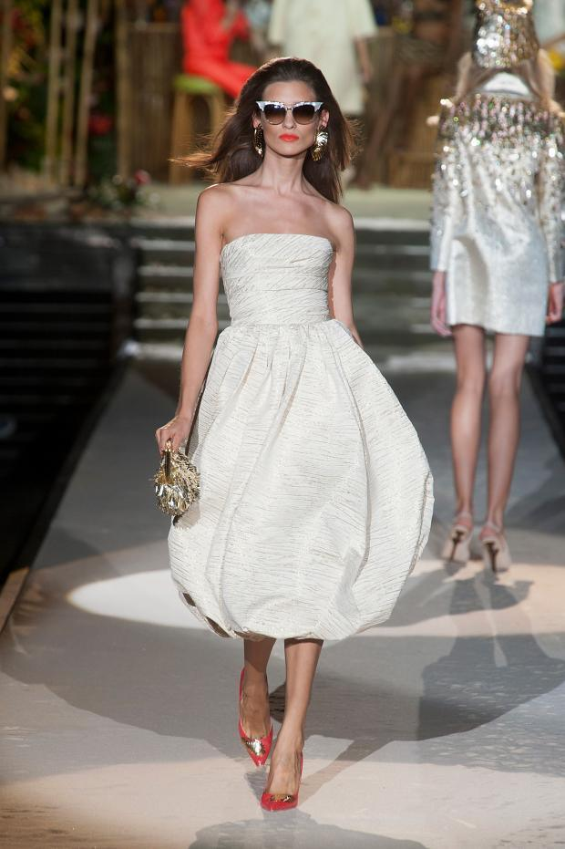Spring dsquared2 runway