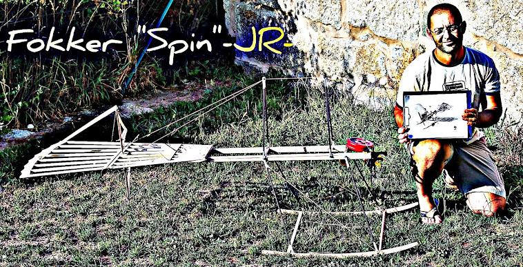 """Mi proyecto """"Fokker Spin-JR-"""""""