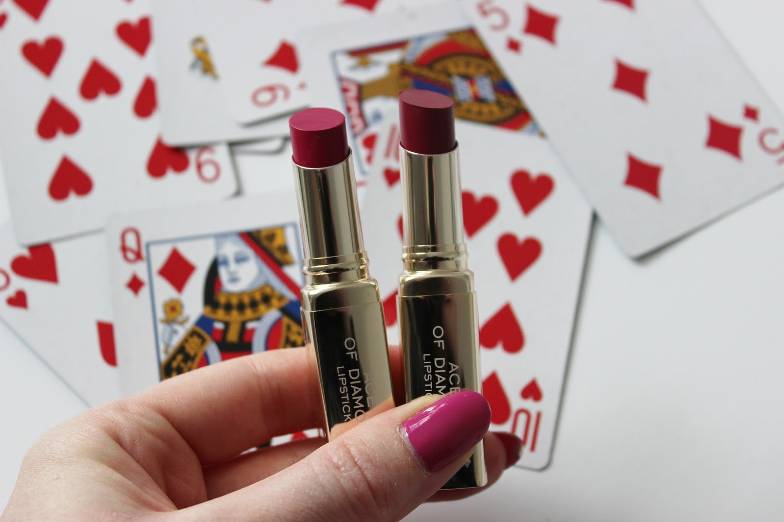 Kiko Daring Game collection lipsticks