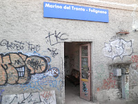 Graffiti at Station