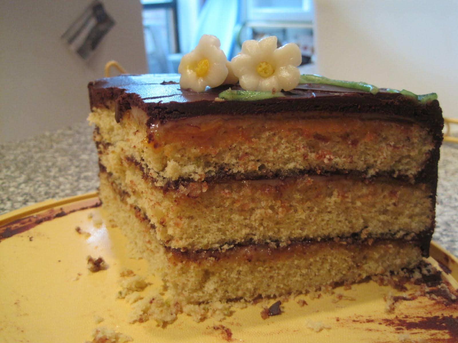 Making Michael Pollan Proud My Birthday Cake