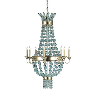Beaded chandelier uk