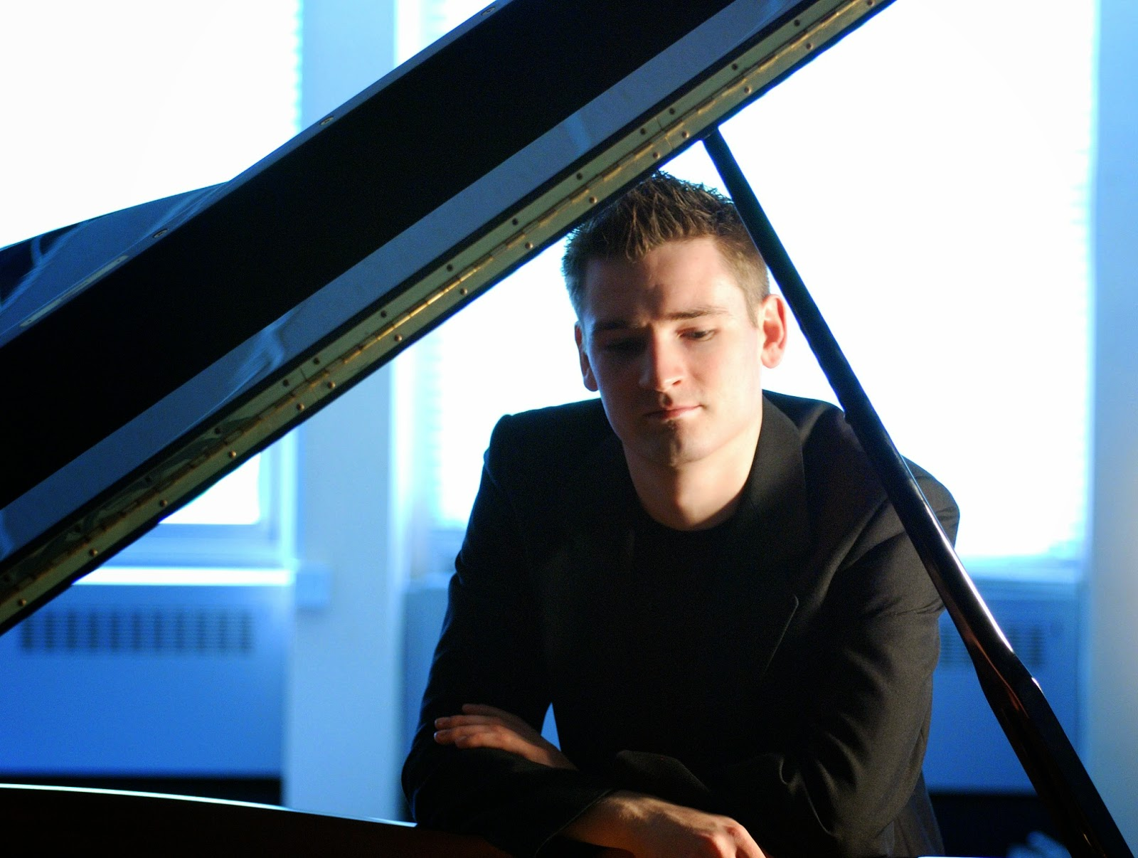 Castleconnell welcomes pianist Michael McHale