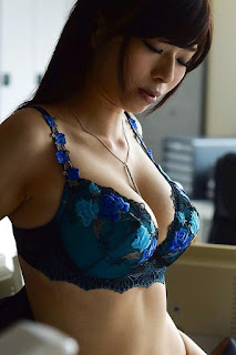 Casual Bottomless Girls - Floral bras