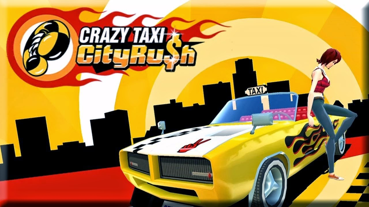 Game Android Crazy Taxi City Rush