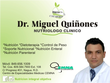 Dr. Miguel Quiñones