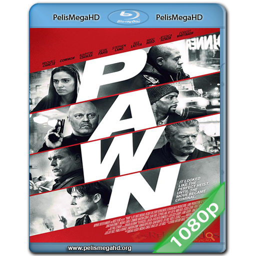 PAWN (2013) 1080P HD MKV ESPAÑOL LATINO