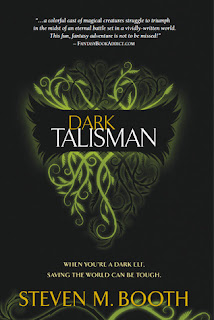 Dark Talisman by Steven M Booth