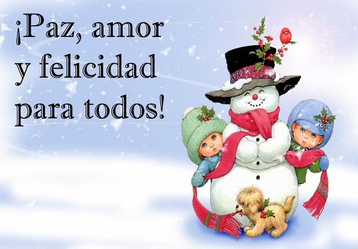 Tarjetas de navidad - Tarjetas de navidad de ninos ...