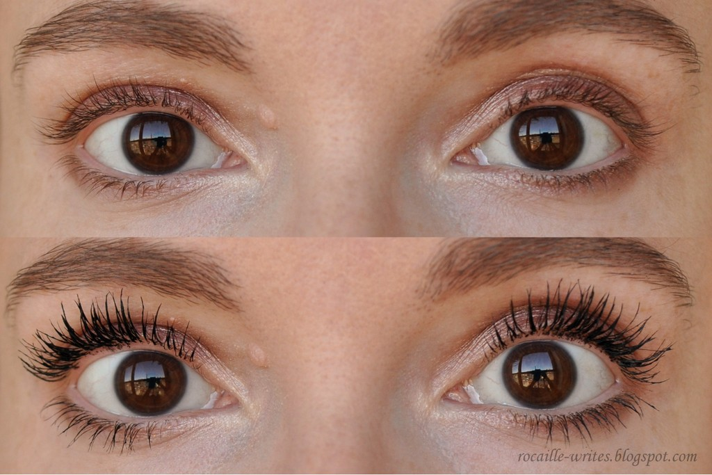 04e929aade3 I think the combination of a flimsy brush that picks up a lot of the wet  formula is not a good recipe for a clump-free mascara.